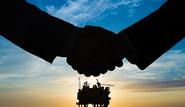 oil rig construction loan